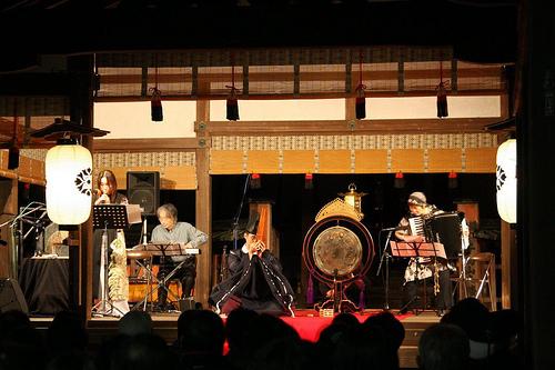 2011年手向山八幡宮まほら奉納コンサート