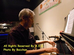2010年12月10日ピアノ:板倉克行@JamJam